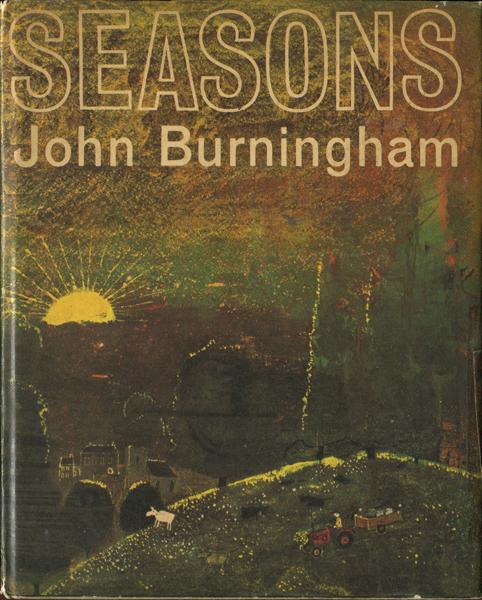 John Burningham: SEASONS