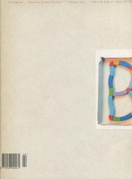 N°B Magazine featuring Bernhard Willhelm