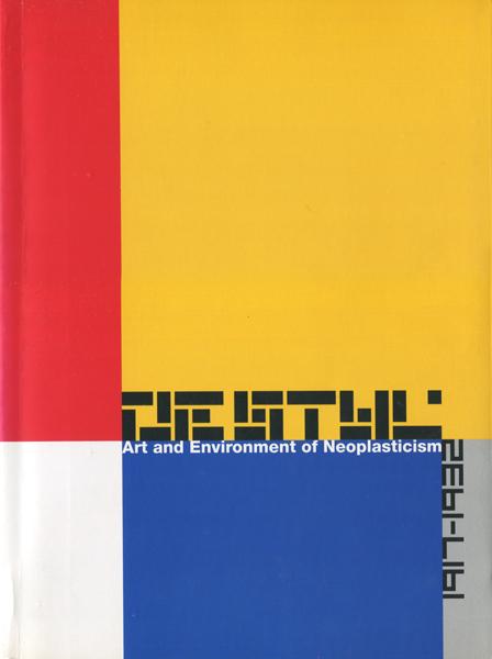 デ・ステイル 1917-1932展図録