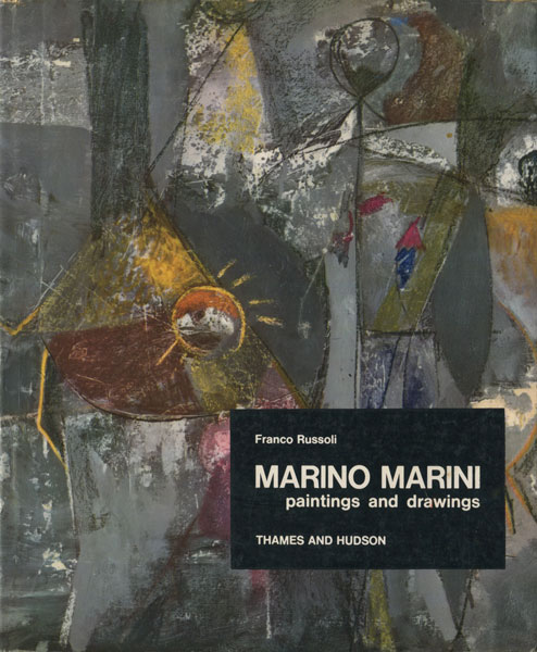 Marino Marini: paintings and drawings