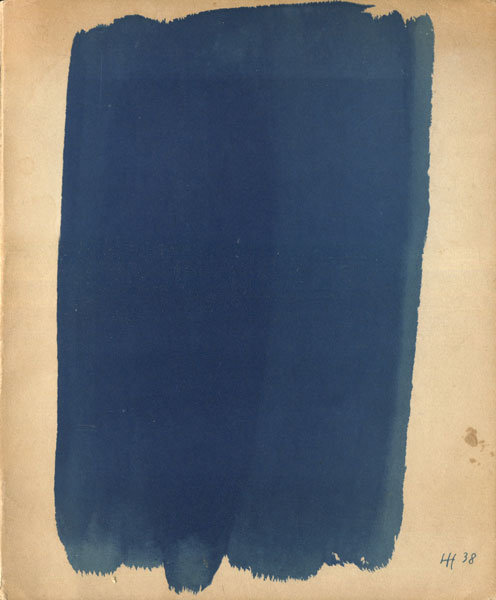Hans Hartung: Oeuvres de 1920 a 1939