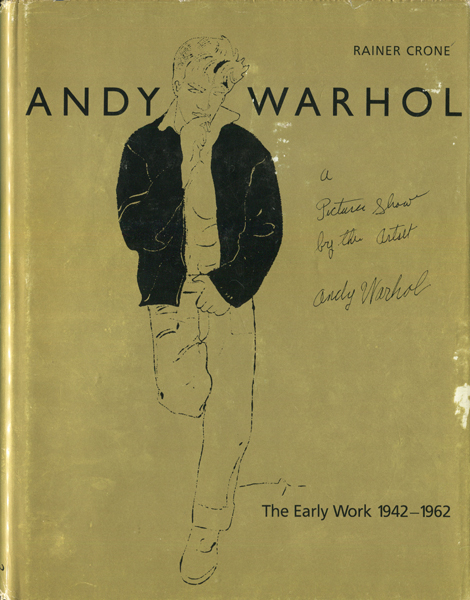 Andy Warhol: A Picture Show by the Artist- The Early Work, 1942-1962