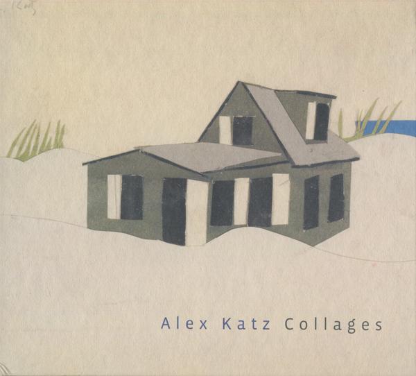 Alex Katz: Collages