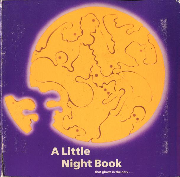 Keith Godard & Emmet Williams: A little Night Book