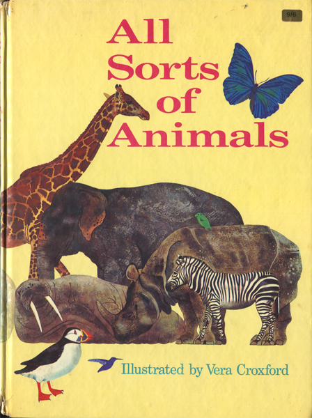 Vera Croxford: All Sorts of Animals