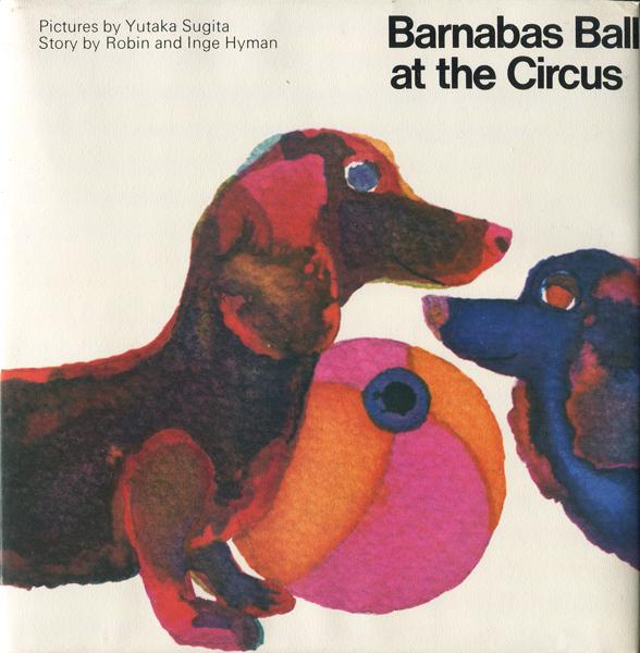 Barnabas ball at the Circus