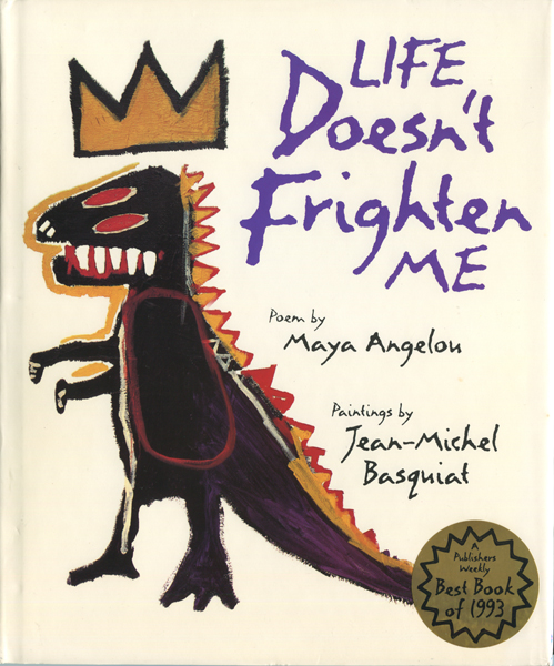 JEAN-MICHEL BASQUIAT: LIFE DOESN'T FRIGHTEN ME