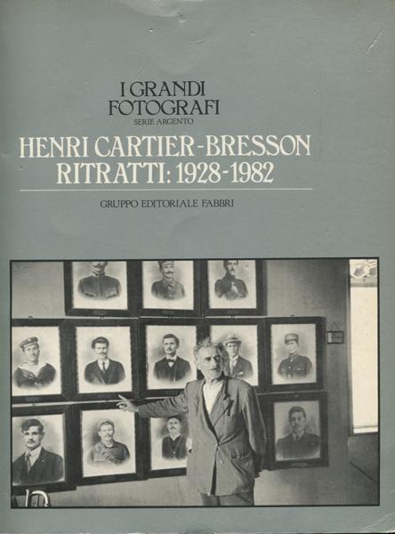 Henri Cartier-Bresson: I GRANDI FOTOGRAFI