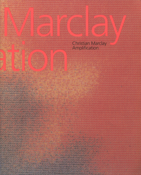 Christian Marclay: Amplification