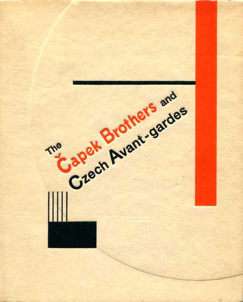 チャペック兄弟とチェコ・アヴァンギャルド 展 図録