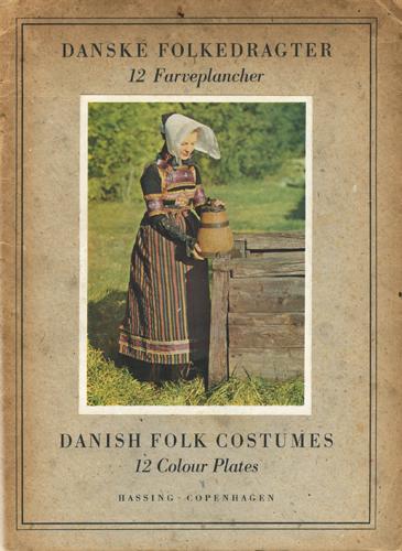 Danske Folkedragter