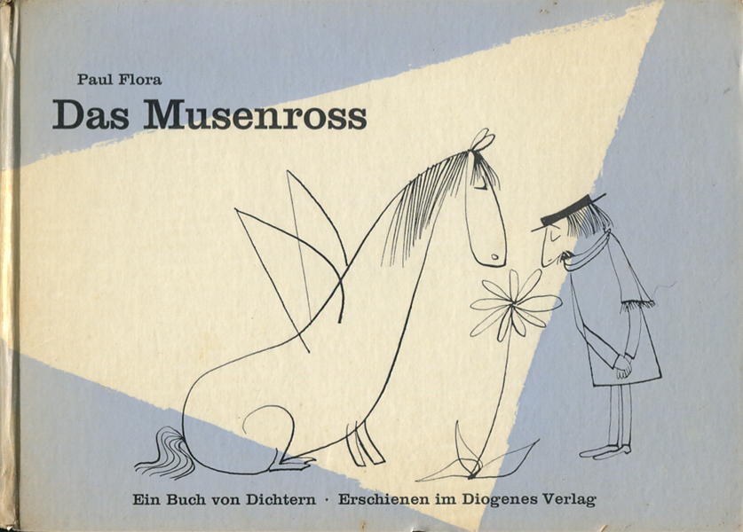 Paul Flora: Das Musenross
