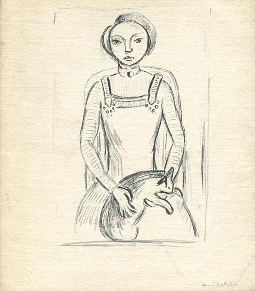 Henri Matisse: Dessin et Sculpture