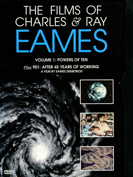 THE FILMS OF CHARLES & RAY EAMES - Volume 1: Powers of Ten