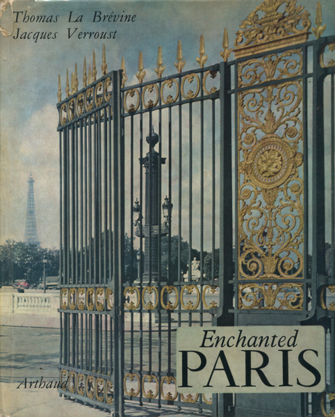 Enchanted PARIS / The Golden Isles and the Azure Coast 各巻