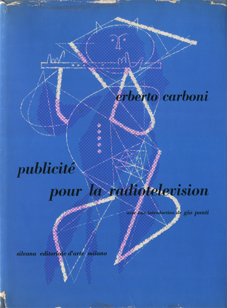 Erberto Carboni: publicite pour la radiotelevision