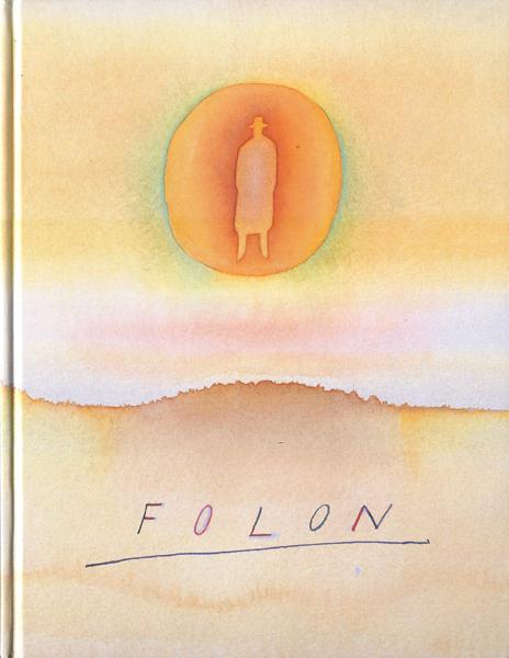 FOLON 展 図録