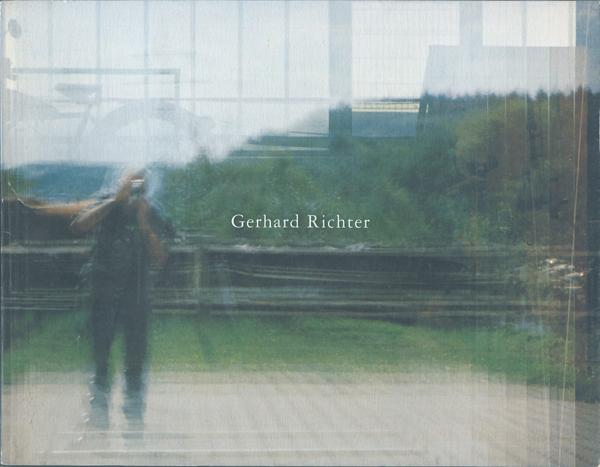 ゲルハルト・リヒター展 2002