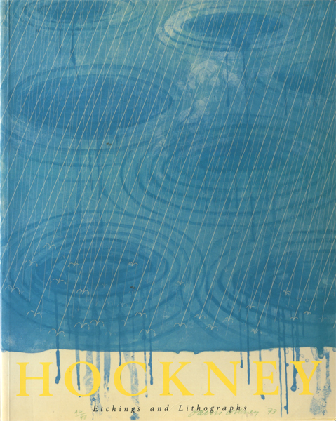 David Hockney: Etchings and Lithographs