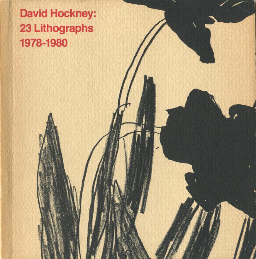 David Hockney: 23 Lithographs1978-1980