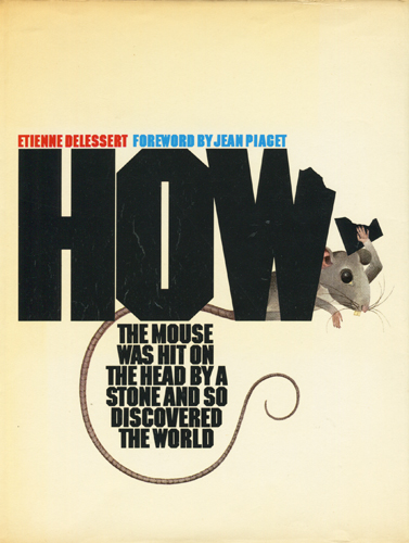 HOW THE MOUSE WAS HIT ON THE HEAD BY A STONE AND SO DISCOVERED THE WORLD