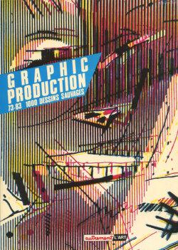 Graphic Production 73-83 1000 Dessins Sauvages
