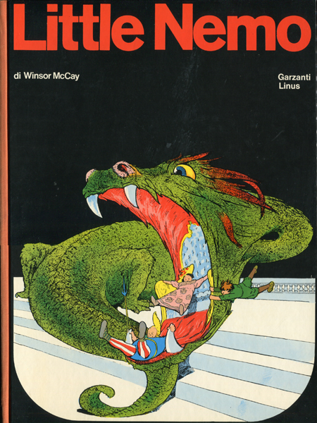 Winsor McCay: Little Nemo
