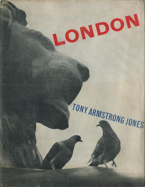 Tony Armstrong Jones (Snodon) : LONDON