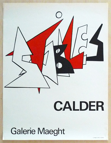 maeght calder poster 3