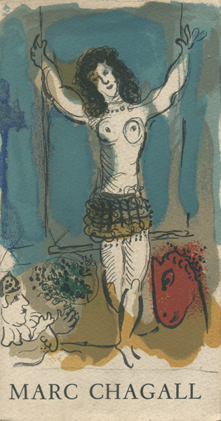 HOMMAGE A MARC CHAGALL