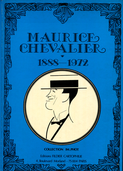 MAURICE CHEVALIER 1888-1972