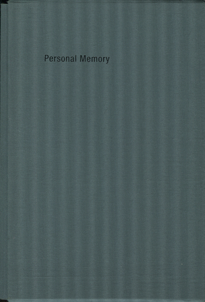 Personal Memory