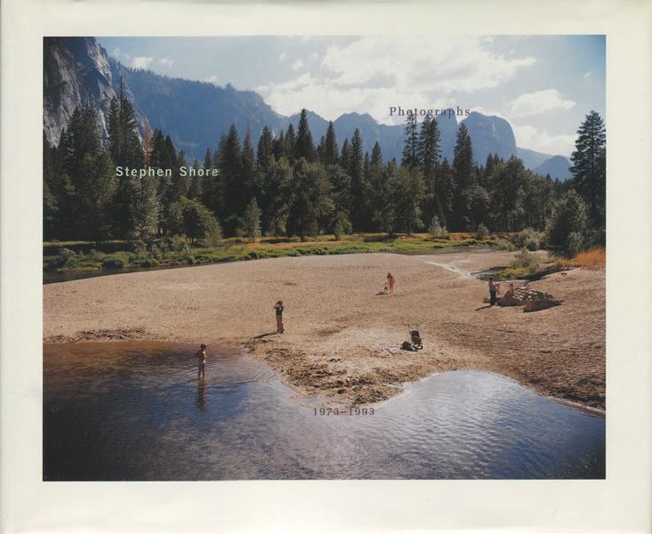 Stephen Shore: Photographs 1973 - 1993