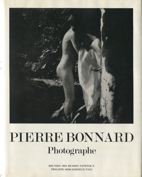 PIERRE BONNARD: Photographe