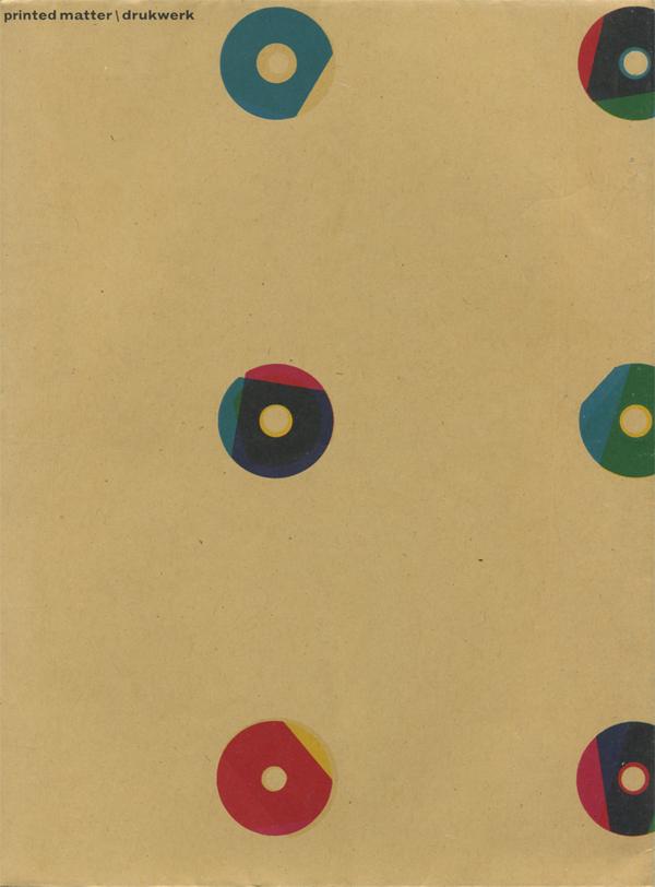 Karel Martens: printed matter / drukwerk