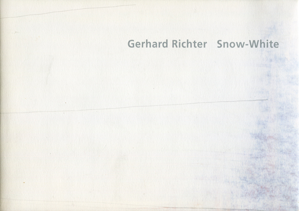 Gerhard Richter: Snow White