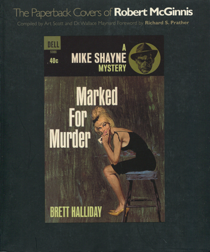 The Paperback Covers of Robert McGinnis