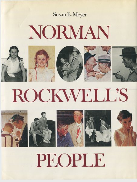 Norman Rockwell's People