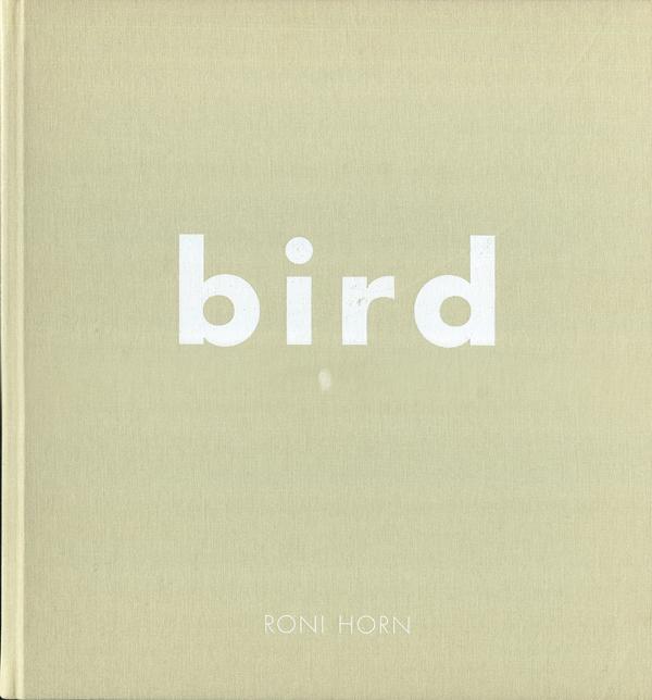 roni horn bird