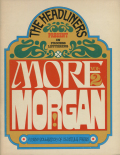 John Alcorn: THE HEADLINERS Present in Process Lettering MORE MORGAN vol.2