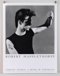 Robert Mapplethorpe: Certain People: A Book of Portraits ポスター