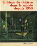 le decor de theatre dans le monde depuis 1950