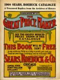 1908 SEARS, ROEBUCK CATALOGUE NO.117