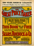 1908 SEARS, ROEBUCK CATALOGUE NO.117