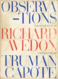 Observations: Photos von Richard Avedon; Text von Truman Capote.