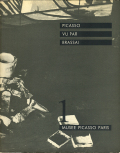 Picasso vu par Brassai