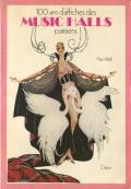 100 ans d'affiches des MUsic Halls