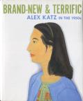 Brand-new & Terrific Alex Katz in the 1950s
