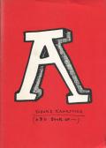 ABC BOOK / 鳥獣魚画 / INTERIOR / ULTRA SUPER DeLUXE 各冊