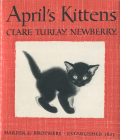 Clare Turlay Newberry: April's Kittens